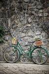 украсен велосипед