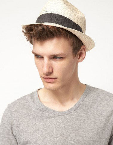 Men Style  Summer Under His Hat – Vezilka 7d33560efc8