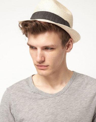 dd67ed2fe7aa5 Men Style  Summer Under His Hat – Vezilka