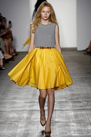 Rock That Yellow Skirt u2013 Vezilka