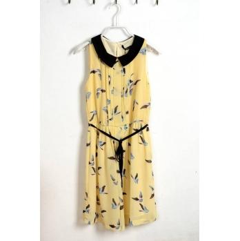 8912-bird-print-retro-dress-vivilli-fashion-store
