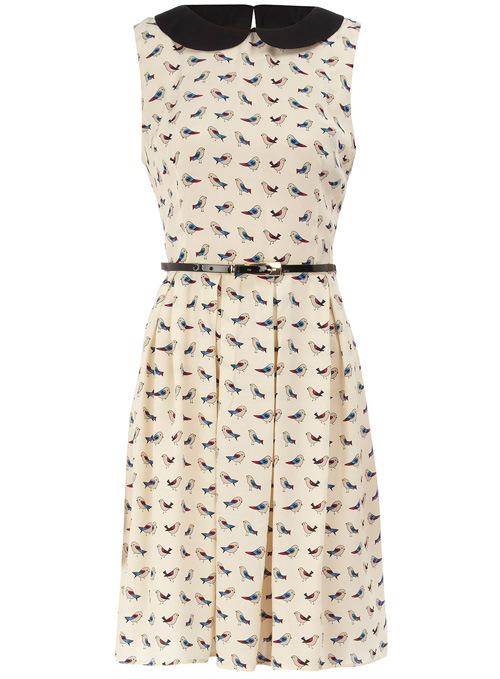 dorothy-perkins-bird-print-dress