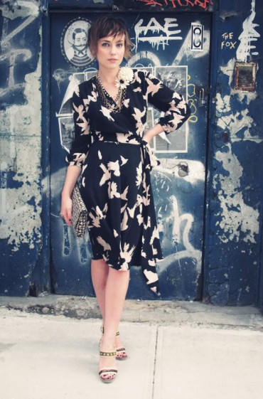 glamourai-bird-print-dress