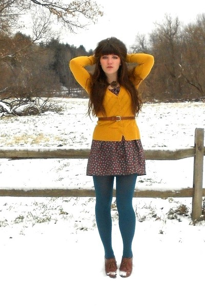 Teal Tights How To Rock Them Vezilka