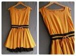 retro_lady_looks_mustard_dress