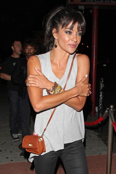 Jessica+Szohr+Evening+Bags+Leather+Purse+t61zu5HjhfQl