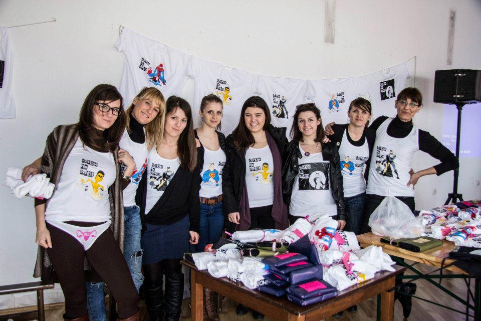 Хероините на Здруженска - фото: К. Караџоски