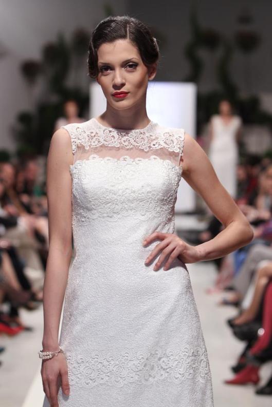 Bringing dandy back. - Designer: Mila Kadriu. Model: Maja Ristevska