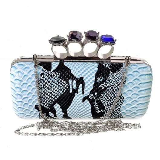 Diamond-ring-evening-bag-day-clutch-mini-clutch-box-clutch-women-s-small-bags