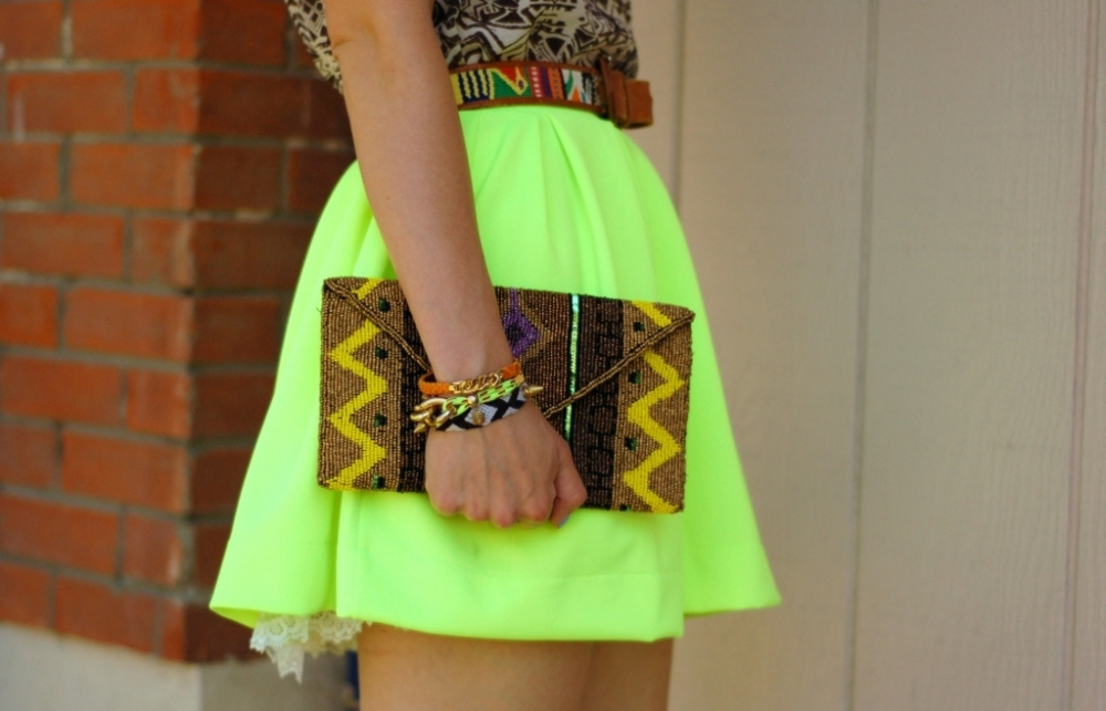 neon_skirt_beaded_clutch_wordpress