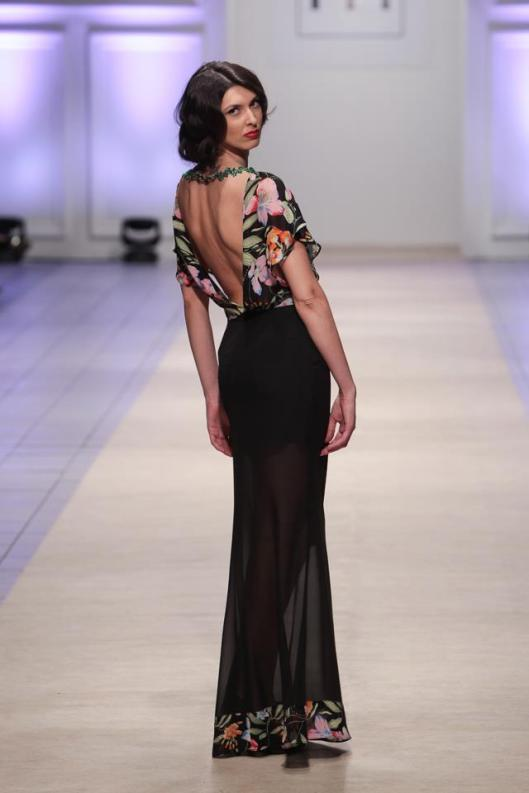 Sensual and brave. He knows what women want.  - Designer: Nikola Petrovski