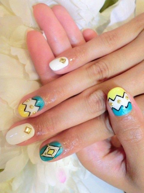 nail_art_summer_2012