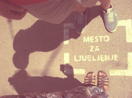 Љубов на улица. За драгата Голејшка :)