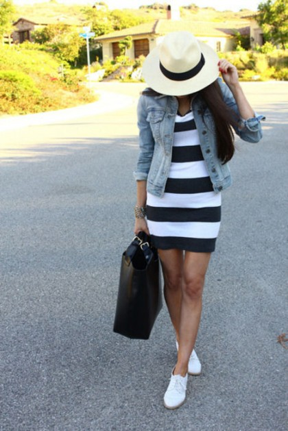 White Tennis Shoes/Бели патики – Vezilka