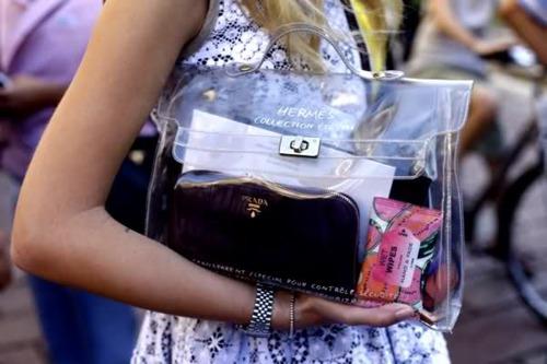 Kelly bag by Hermès
