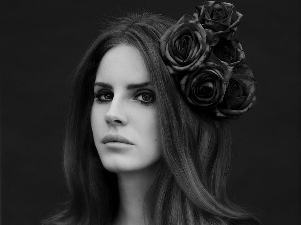 Black and white fashion photography vezilka - Lana del rey wallpaper ...