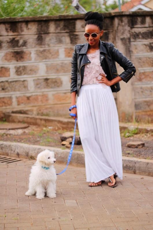 Nancie Mwai - Fashion Notebook