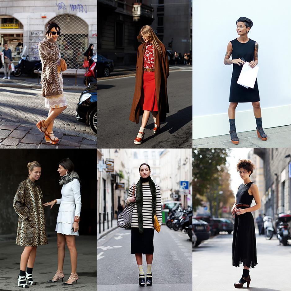 The Sartorialist's Street Choice Избор улична мода на Sartorialist
