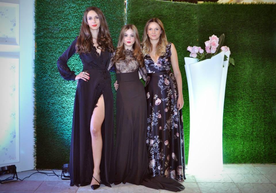 The dream team: Marija Aslimoska, Jelena Jovanova & Tanja Kokev
