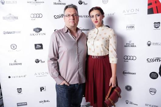 With designer Nenad Sekirarski (Photo: FWSK)