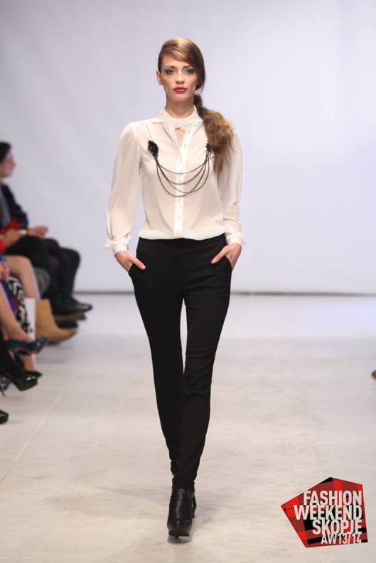 Model: Ivana Geleva