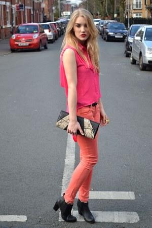 black-fashion-union-boots-salmon-fashion-union-jeans-black-fashion-union-bag