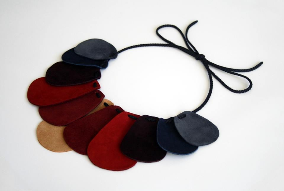 "Kragrlica ""hot&cold""  necklace"
