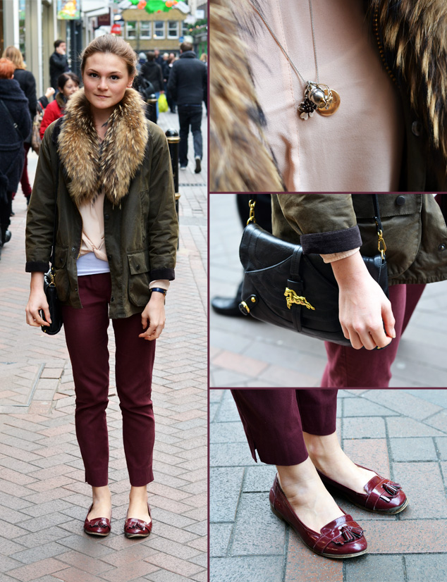 London Street Style (source)