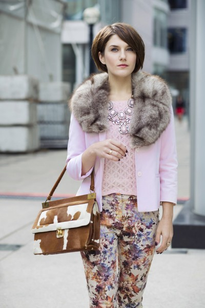 Toronto Fashion Week S/S 2014 Street Style