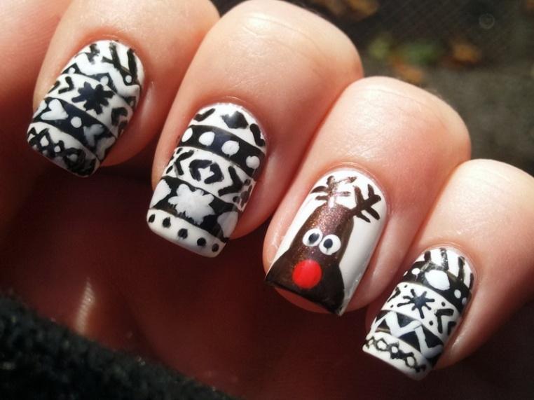 Cute Nails Designs Tumblr Winter Cute Nails Designs Tumblr For