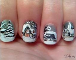 winter-nail-art