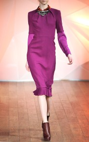 Ready to wear fall winter 2013 Matthew Williamson London February 2013