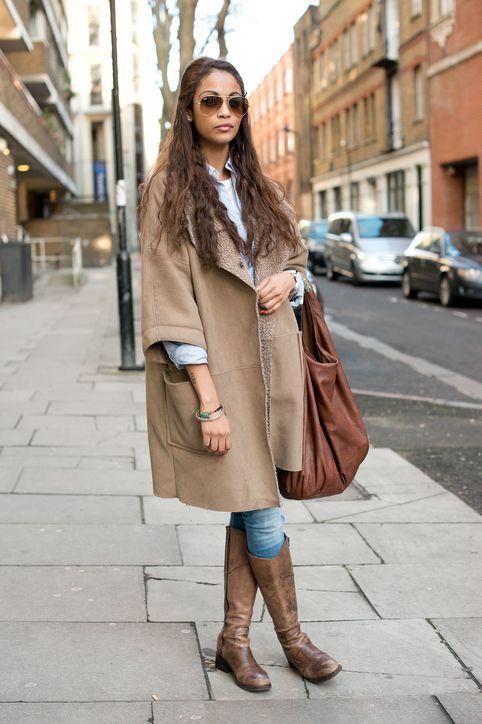 What To Wear To Fashion Week Street Style London 4 H724 Vezilka