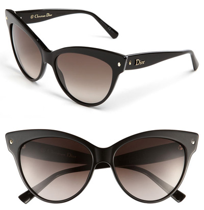 "Dior ""Mohotani"" cat eye sunglasses"