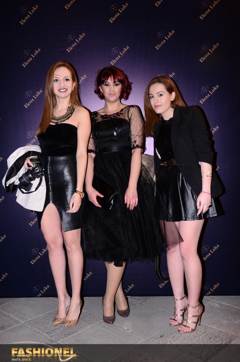 With Martina (Inside the B world) & Meri (Makedonski moden blog)