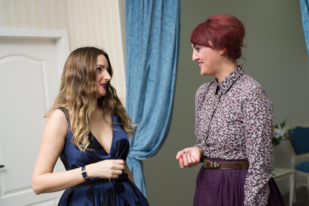 Со дизајнерката Тања Кокев